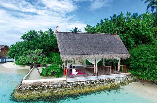 Yoga Pavillion, Spa de Constance, Constance Moofushi Resort, Malediven