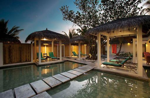 Elena Spa, Relaxzone, COOEE OBLU at Helengeli, Maldives