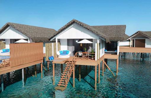 Lagoon Villa, Cora Cora Maldives