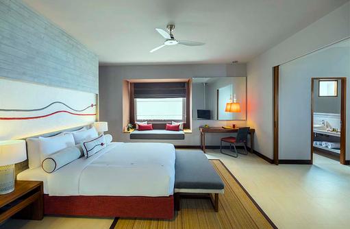 Einrichtung Beach Villa, Dhigali Maldives
