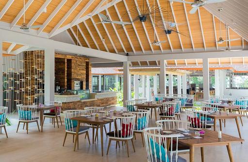 Restaurant Jade, Dhigali Maldives
