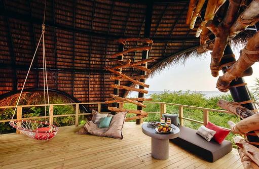 Entspannung im Haali, Dhigali Maldives