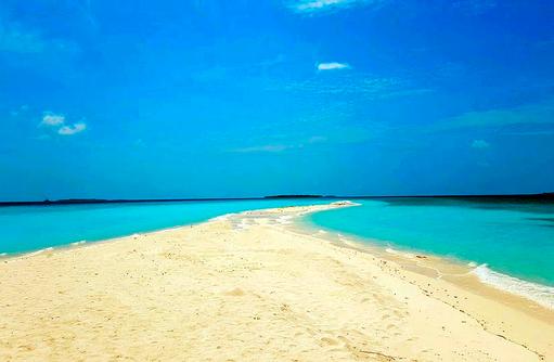 Sandbank, Dhigali Maldives