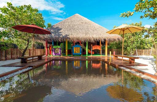 Braveli Kids Club, Dhigufaru Island Resort