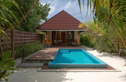 Veli Beach Pool Villa, Dhigufaru
