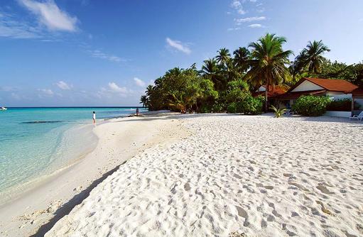 Traumstrand, Beach Villas, Diamonds Athuruga Beach & Water Villas, Maldives
