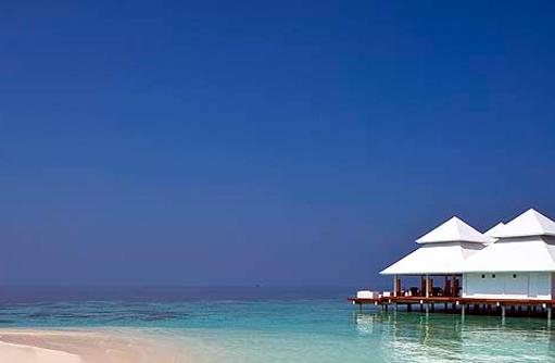 Thari Over Water Restaurant, Diamonds Athuruga Beach & Water Villas, Maldives