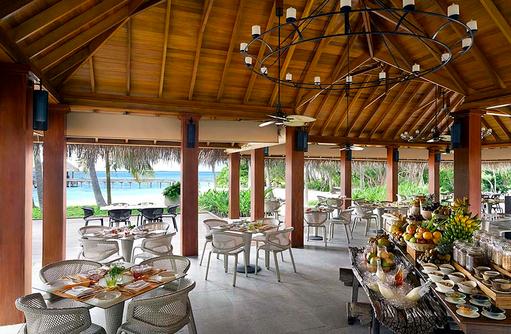 The Market Buffet Restaurant, Dusit Thani Maldives