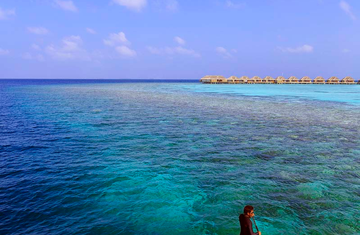 Wassersport, Stand-Up Paddling, Dusit Thani Maldives