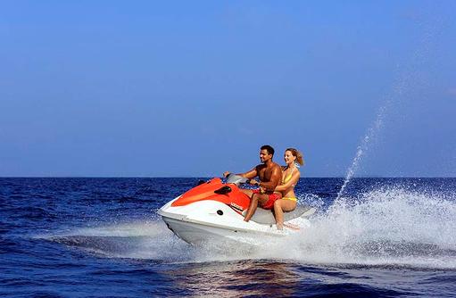 Wassersport, Jet Ski, Dusit Thani Maldives
