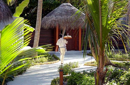 Butlerservice, Dusit Thani Maldives