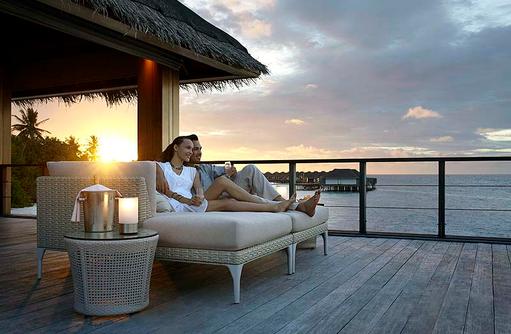 Zeit zu Zweit genießen, Dusit Thani Maldives