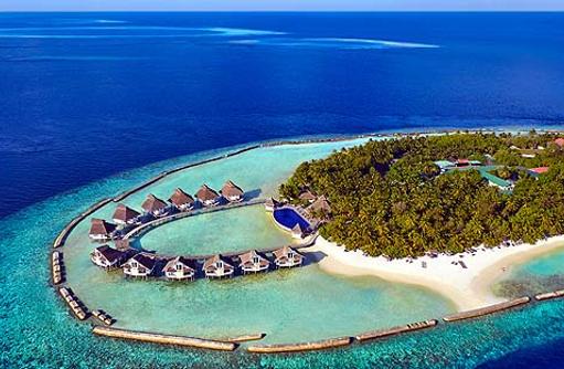 Luftansicht, Ellaidhoo Maldives by Cinnamon