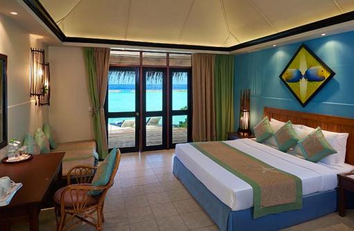 Beach Bungalow, Ellaidhoo Maldives by Cinnamon
