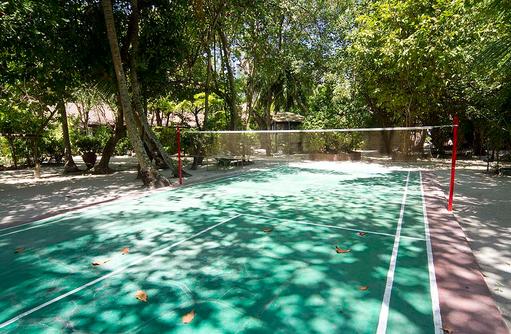 Tennis, Sport, Embudu Village, Maldives