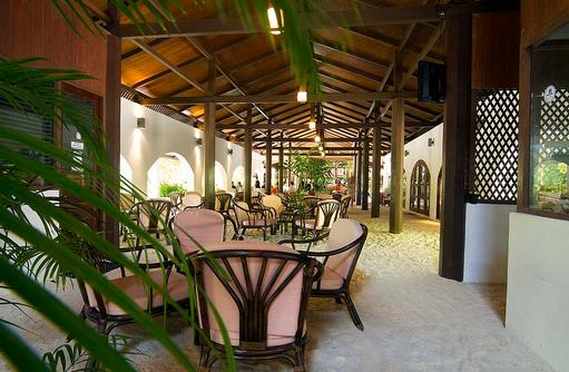 Rezeption, Lobby, Lounge, Embudu Village, Maldives