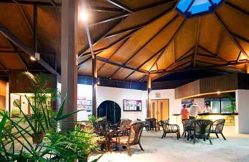 Rezeption, Lobby, Embudu Village, Maldives