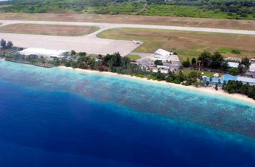 Flughafen Gan, Equator Village