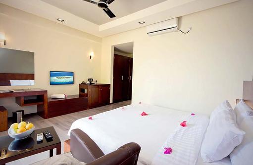 Schlafzimmer, smartline Eriyadu, Maldives