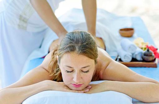 Massage, Wellness, smartline Eriyadu, Maldives