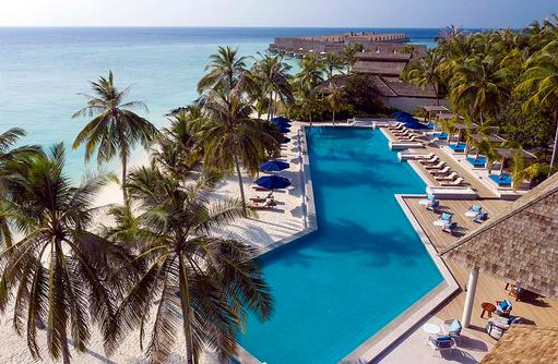 Pool, Faarufushi Maldives