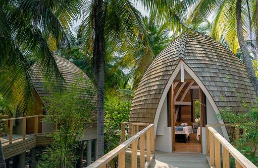 SPA Bereich, Faarufushi Maldives