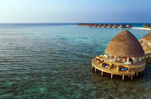 Ocean Villa, Faarufushi Maldives