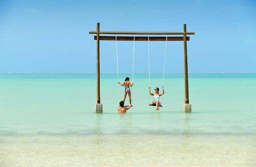 Swing, Fairmont Maldives Sirru Fen Fushi