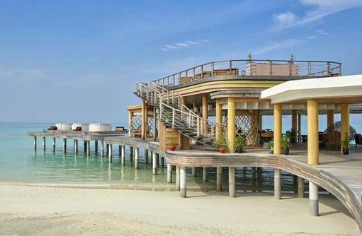 Kata Restaurant, Fairmont Maldives Sirru Fen Fushi