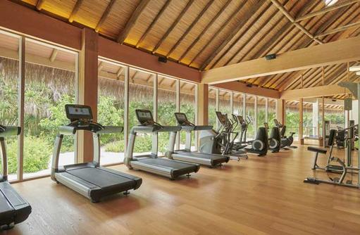 Gym, Fairmont Maldives Sirru Fen Fushi