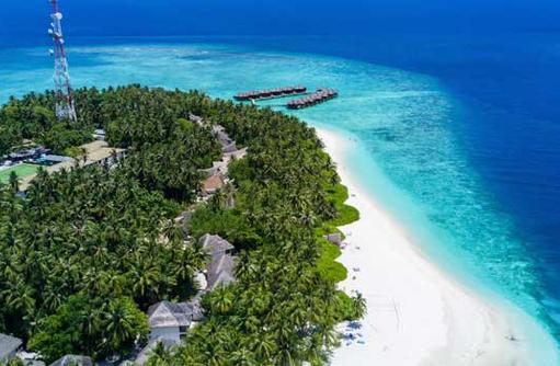 Fihalhohi Island Resort, Maldives
