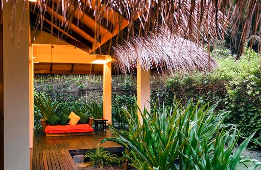 Relaxen, Filitheyo Spa, Filitheyo Island, Malediven
