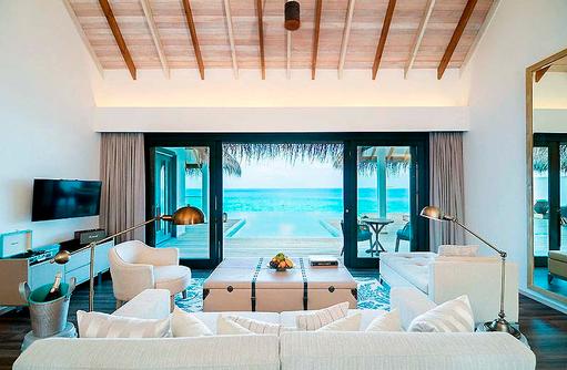 Rockstar Two Bedroom Ocean Pool Villa, Finolhu, Malediven