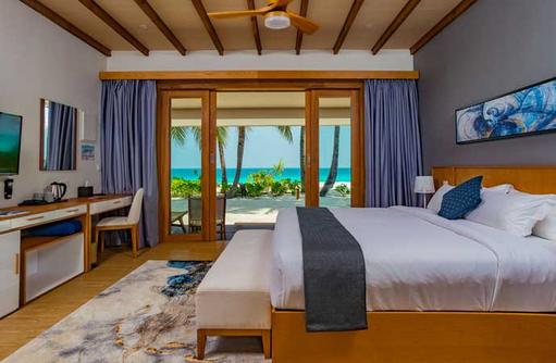 Bedroom Pool Villa, Fiyavalhu Maldives