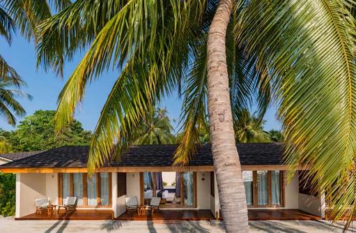 Pool Villas, Fiyavalhu Maldives