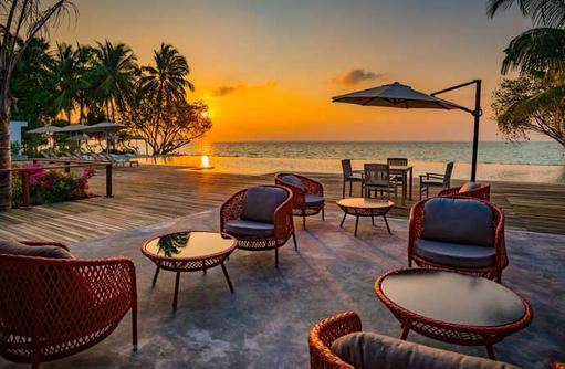Bar, Fiyavalhu Maldives