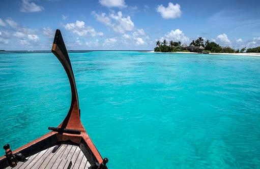 The Island Spa, Dhoni, Four Seasons Resort Maldives at Kuda Huraa
