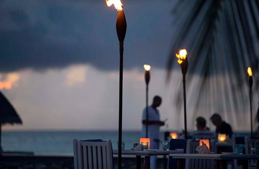 Dinner, Four Seasons Resort Maldives at Kuda Huraa