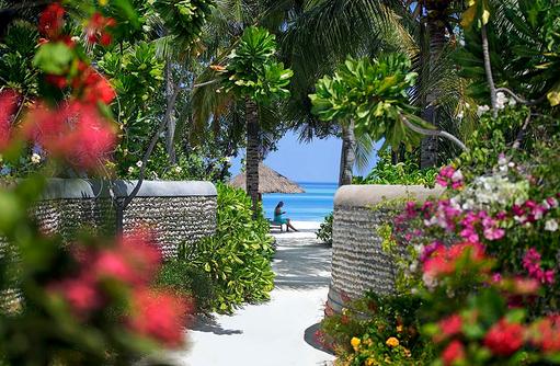 Kuda Huraa Garten, Four Seasons Resort Maldives at Kuda Huraa