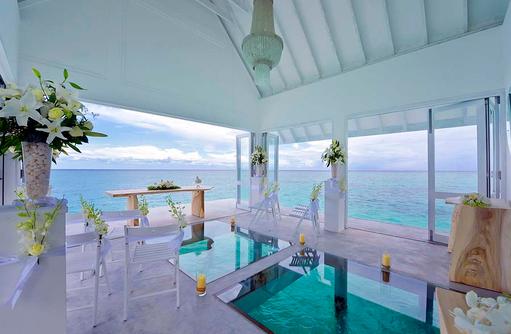 Traumkulisse für das Ja-Wort, Heiraten auf den Malediven, Four Seasons Resort Maldives at Landaa Giraavaru