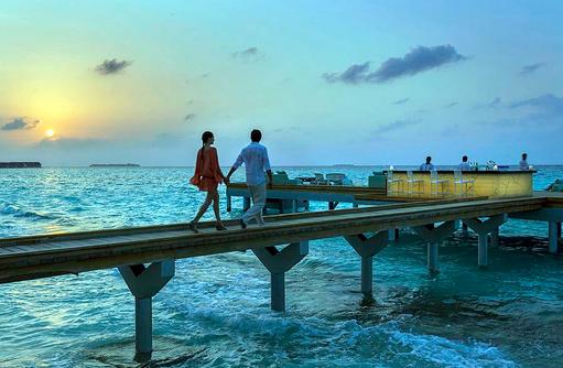 Searbar, Four Seasons Resort Maldives at Landaa Giraavaru