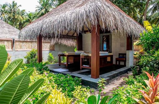 Massagepavillon, Furaveri Island Resort & SPA, Maldives