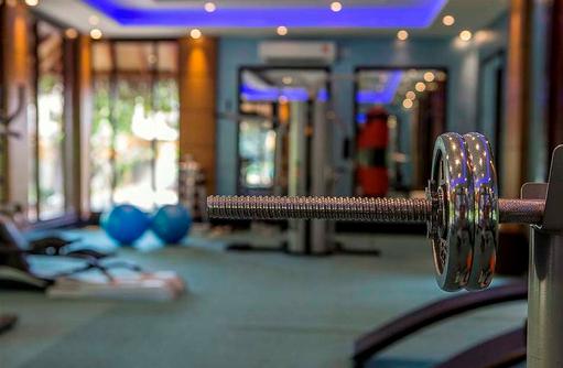 Gym, Furaveri Island Resort & SPA, Maldives