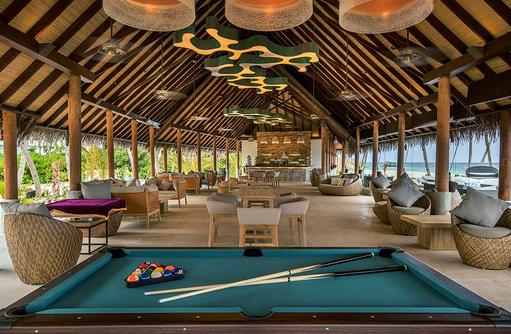 Fanihandhi Bar, Billard, Pool, Fushifaru Maldives