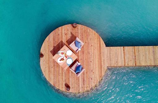 Privates Dinner, Destiantion Dining, Dinner Anywhere, Fushifaru Maldives