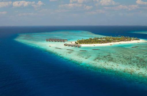 Aerial, Fushifaru Maldives