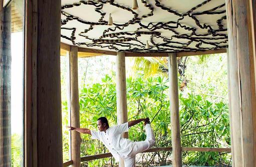 Yoga, Meditation, Meera Spa, Gili Lankanfushi, Maldives