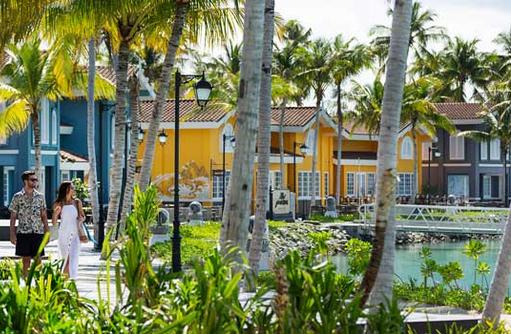 Marina, Hard Rock Hotel Maldives