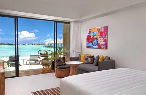 Silver Beach Hard Rock Hotel Maldives
