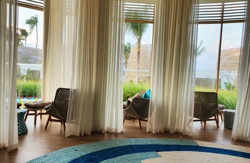 Spa, Hard Rock Hotel Maldives